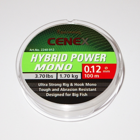 Browning Hybrid Power Mono 100m / 0.12mm