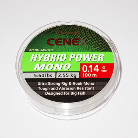 Browning Hybrid Power Mono 100m / 0.14mm