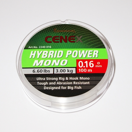 Browning Hybrid Power Mono 100m / 0.16mm