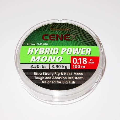 Browning Hybrid Power Mono 100m / 0.18mm