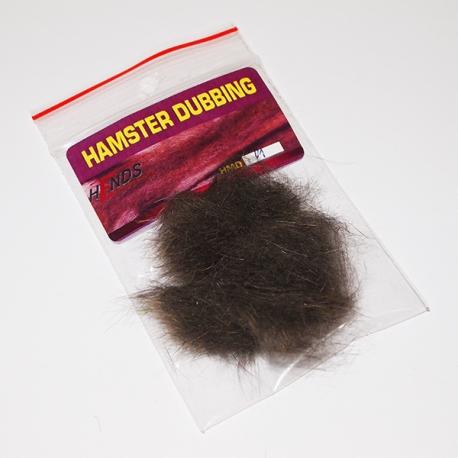 Hends Hamster Dubbing / Brown 01