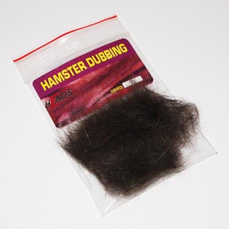 Hends Hamster Dubbing / Dark Brown 14
