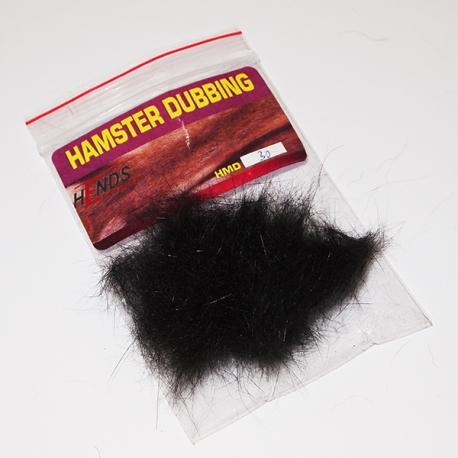 Hends Hamster Dubbing / Black 30