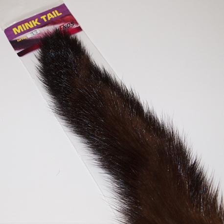 Mink Tail 33 Brown