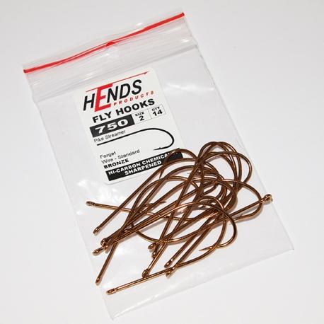 Hends 750 Pike Hooks #2
