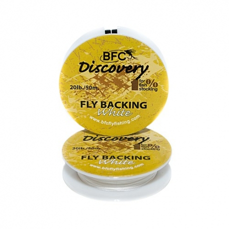 BFC Discovery Backing 46m / 20lb