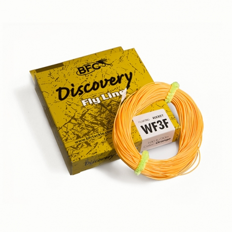 BFC Discovery Fly Line WF3F