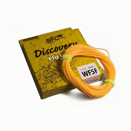 BFC Discovery Fly Line WF5F