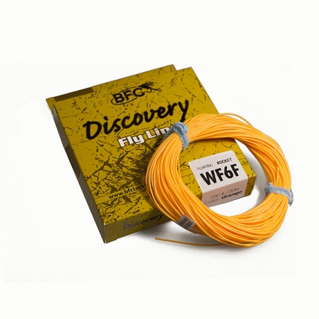 BFC Discovery Fly Line WF6F