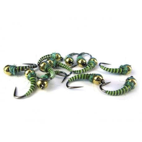PQ Caddis Green