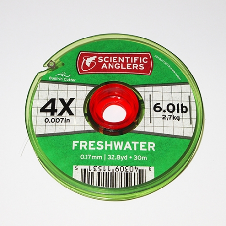 Scientific Anglers Freshwater Тippet 4X