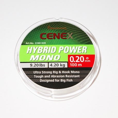 Browning Hybrid Power Mono 100m / 0.20mm