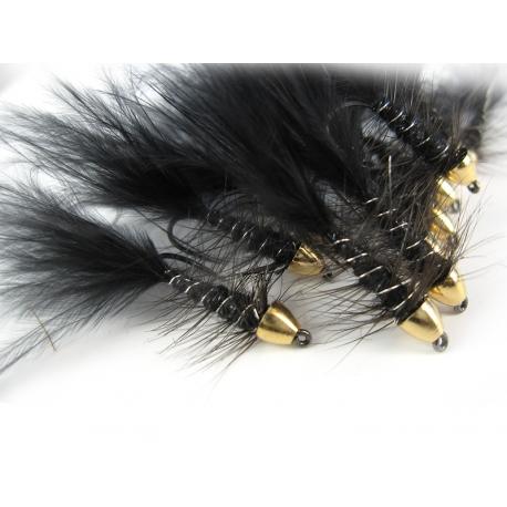 Wooly Bugger Black