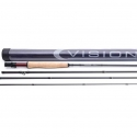 Vision Eka 9ft 6wt 4pc Fly Rod