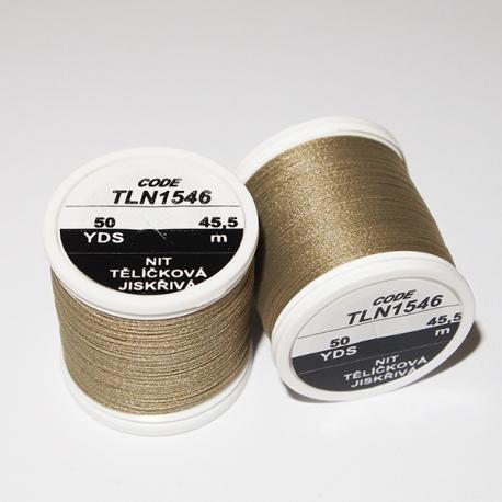 Hends Body Thread Tan 1546