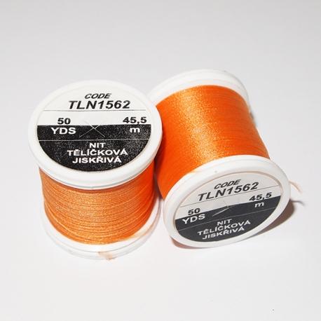 Hends Body Thread Dark Orange 1562