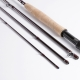 BFC Discovery HPS Fly Rod 7.6ft 3wt 4pc