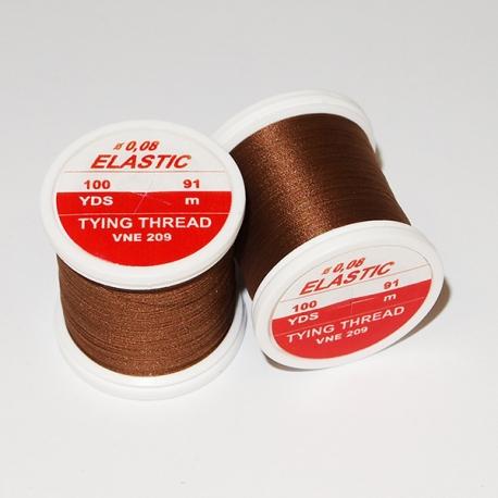 Hends Elastic Thread / Rusty Brown 209