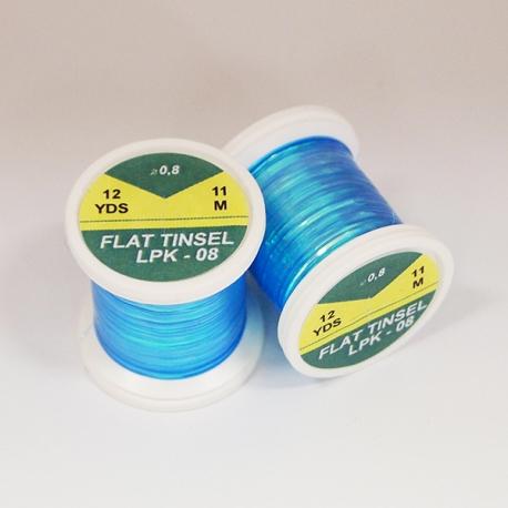 Hends Flat Tinsel / Light Blue 08