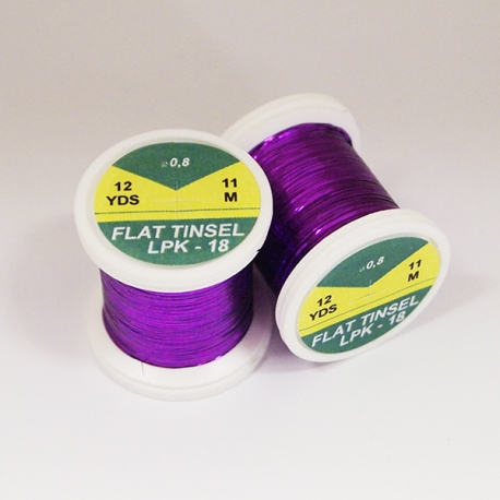 Hends Flat Tinsel / Violet 18