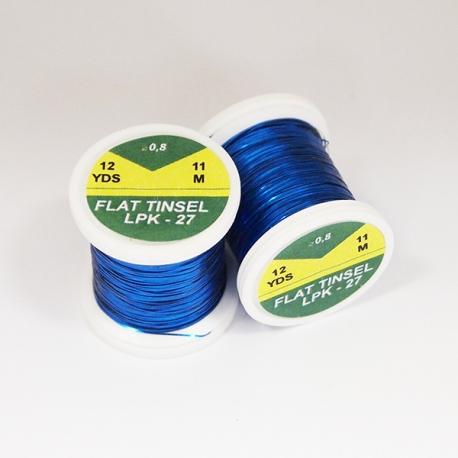 Hends Flat Tinsel / Blue 27