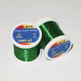 Hends Wire 0.14mm / Green