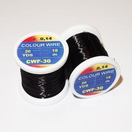 Hends Wire 0.14mm / Black