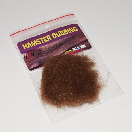 Hends Hamster Dubbing / Red Brown 13