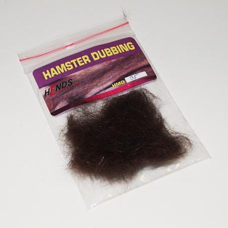 Hends Hamster Dubbing / Brown Olive 35