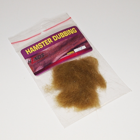 Hends Hamster Dubbing / Olive Brown 39