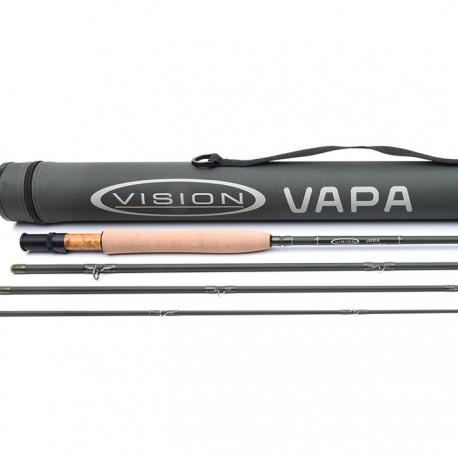 Vision Vapa 9ft 5wt 4pc Fly Rod