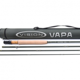 Vision Vapa 9ft 6wt 4pc Fly Rod