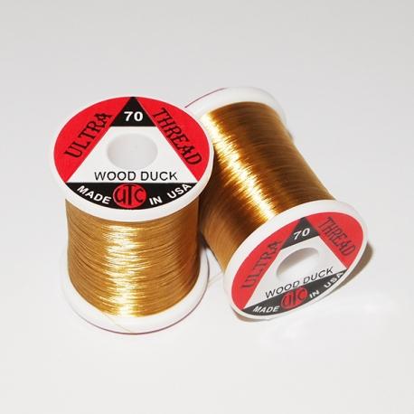 Wapsi Ultra Thread 70 / Wood Duck
