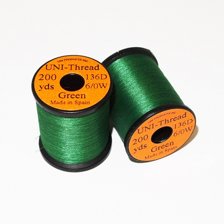 Uni Thread 6/0 Green
