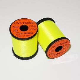 Uni Thread 6/0 Chartreuse