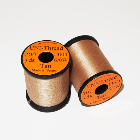 Uni Thread 6/0 Tan