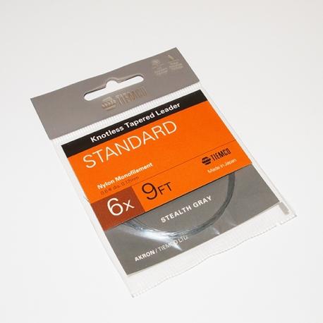 Tiemco Standart Leader / 2.70м 6X