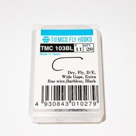 Tiemco 103BL Fly Hooks #11