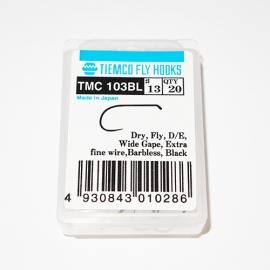 Tiemco 103BL Fly Hooks #13