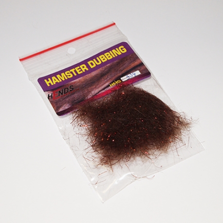 Hends Hamster Dubbing / Rusty Brown Sparkle 334