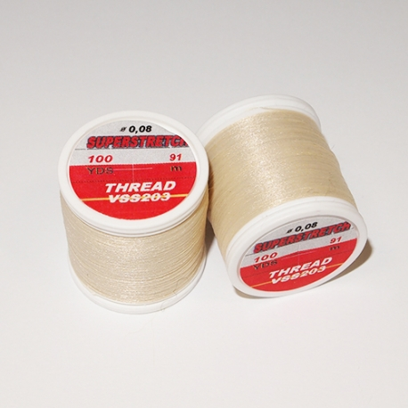 Hends Superstretch Thread / Cream 203