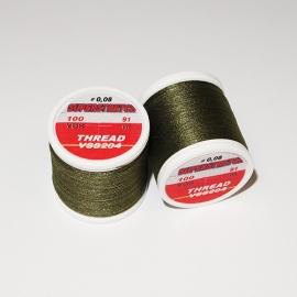 Hends Superstretch Thread / Dark Olive 204