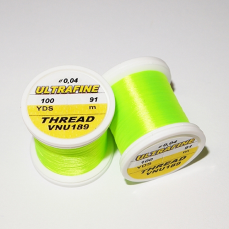 Hends Ultrafine Fluo Green 0.04 / 189