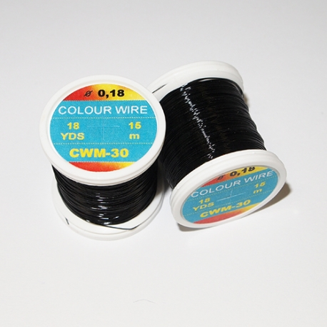 Hends Wire 0.18mm / Black