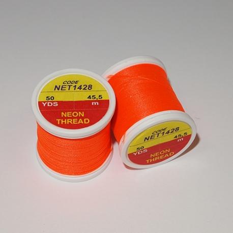 Hends Neon Thread 1428 Hot Fluo Orange
