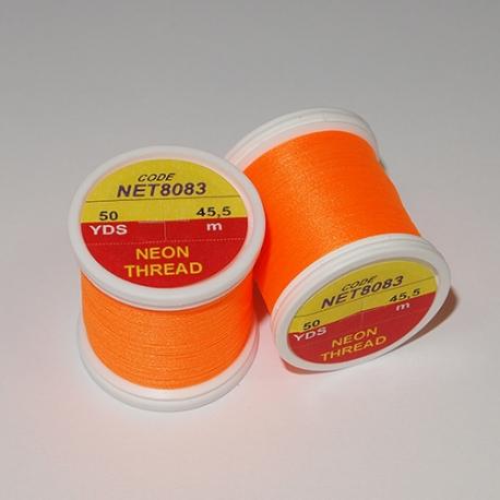 Hends Neon Thread 8083 Fluo Orange