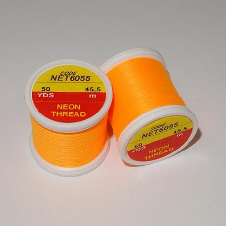 Hends Neon Thread 6055 Orange