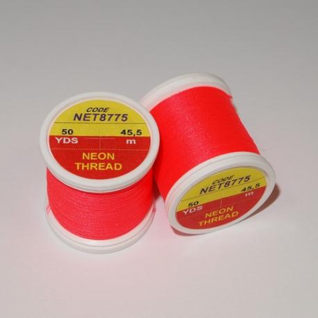 Hends Neon Thread 8775 Fluo Red Pink