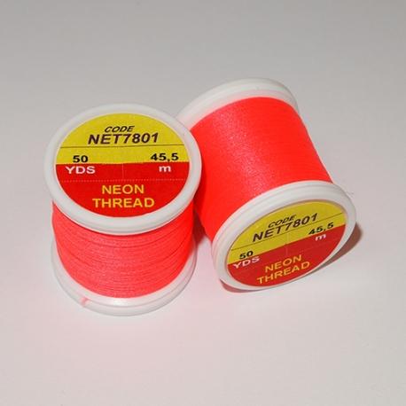 Hends Neon Thread 7801 Fluo Pink