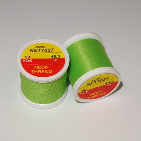Hends Neon Thread 7027 Fluo Green